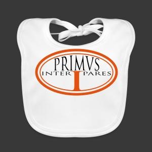 PRIMUS INTER PARES - Baby Organic Bib