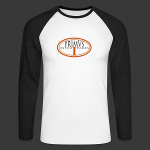 PRIMUS INTER PARES - Men's Long Sleeve Baseball T-Shirt