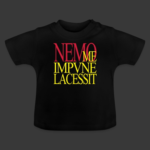 NEMO ME IMPUNE LACESSIT - Baby T-Shirt