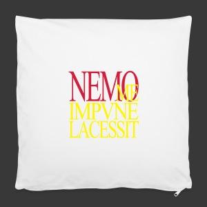 NEMO ME IMPUNE LACESSIT - Pillowcase 40 x 40 cm