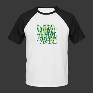 SAPERE AUDE - Men's Baseball T-Shirt