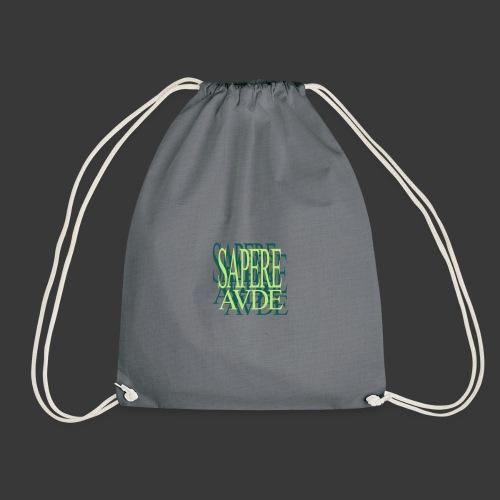 SAPERE AUDE - Drawstring Bag