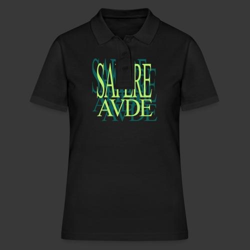 SAPERE AUDE - Women's Polo Shirt