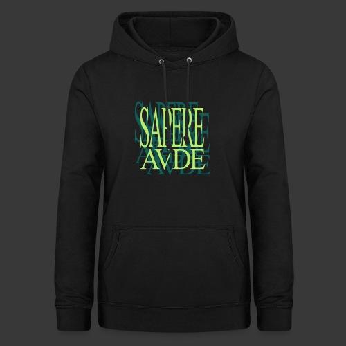 SAPERE AUDE - Women's Hoodie