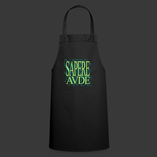 SAPERE AUDE - Cooking Apron