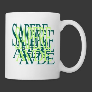 SAPERE AUDE - Mug