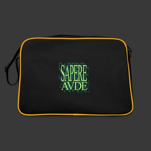 SAPERE AUDE - Retro Bag