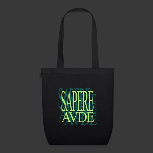 SAPERE AUDE - EarthPositive Tote Bag