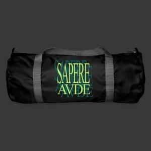 SAPERE AUDE - Duffel Bag