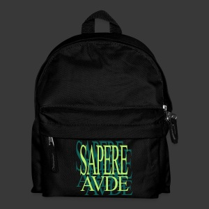 SAPERE AUDE - Kids' Backpack