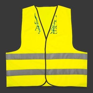SAPERE AUDE - Reflective Vest