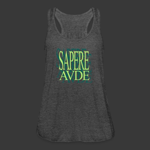 SAPERE AUDE - Women's Tank Top by Bella