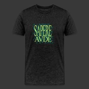 SAPERE AUDE - Men's Premium T-Shirt