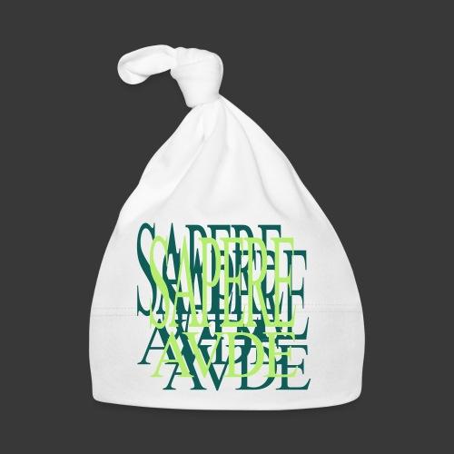 SAPERE AUDE - Baby Cap