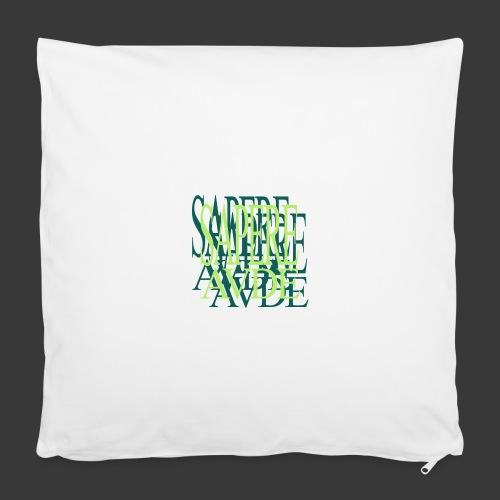 SAPERE AUDE - Pillowcase 40 x 40 cm