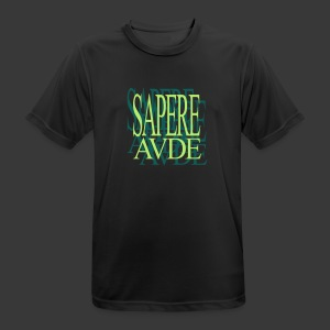SAPERE AUDE - Men's Breathable T-Shirt