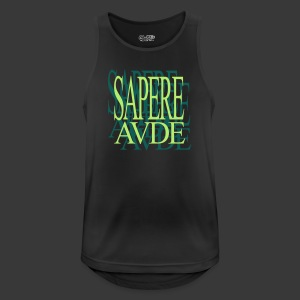 SAPERE AUDE - Men's Breathable Tank Top