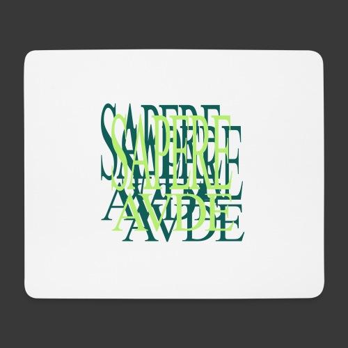 SAPERE AUDE - Mouse Pad (horizontal)