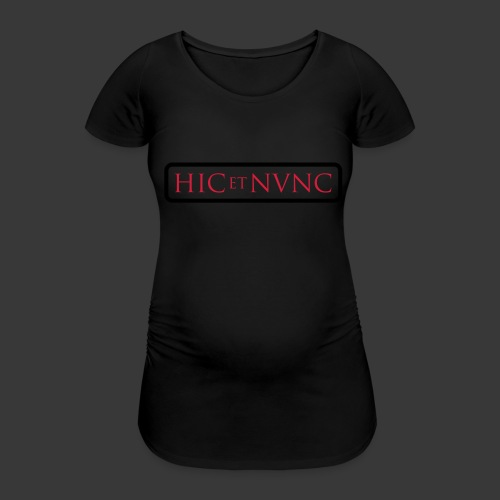 Women's Pregnancy T-Shirt