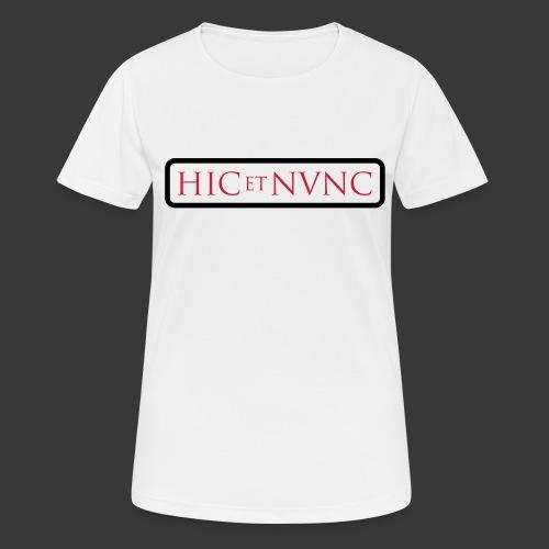 Women's Breathable T-Shirt