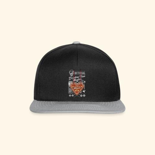 Lebkuchenherz Hüttengaudi - Snapback Cap