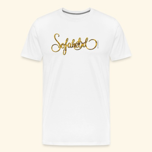 Sofaheld - Männer Premium T-Shirt