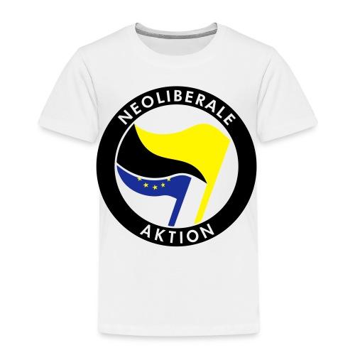 Neoliberale Aktion - Kinder Premium T-Shirt