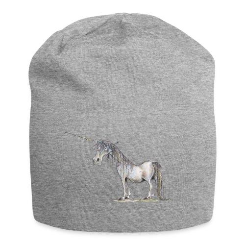 Einhorn t-shirt, Das allerletzte Einhorn - Jersey-Beanie