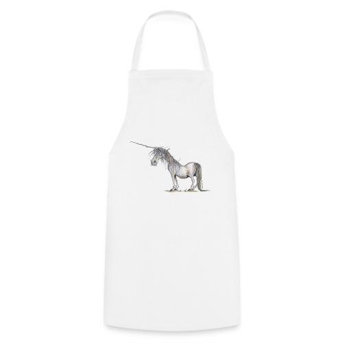 Einhorn t-shirt, Das allerletzte Einhorn - Kochschürze