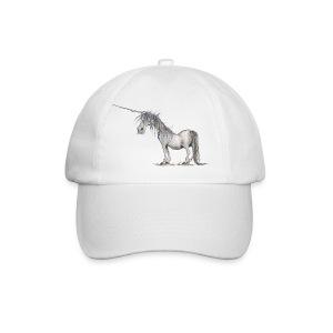 Einhorn t-shirt, Das allerletzte Einhorn - Baseballkappe
