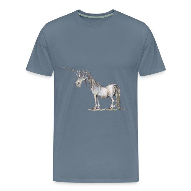 Einhorn t-shirt, Das allerletzte Einhorn