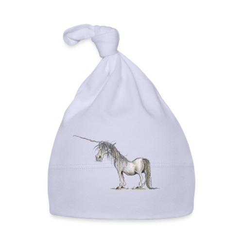 Einhorn t-shirt, Das allerletzte Einhorn - Baby Mütze