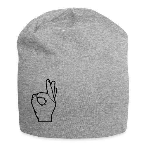 The Circle Game - Jersey Beanie