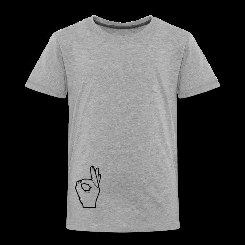 The Circle Game - Kids' Premium T-Shirt