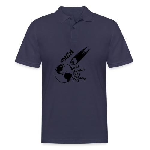 2012 - Horch was kommt von draußen rein - Männer Poloshirt