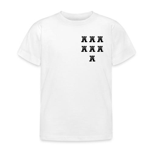 Sieben Burgen der Siebenbürger Sachsen - Siebenbürgen - Transylvania - Erdely - Ardeal - Transilvania - Romania - Rumänien - Kinder T-Shirt