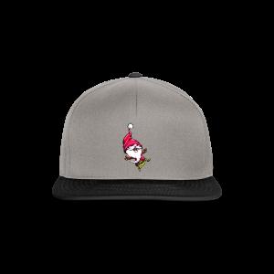 cloth bag santa claus - Snapback Cap