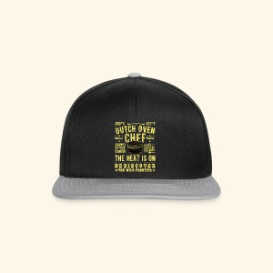 Dutch Oven Chef - Snapback Cap