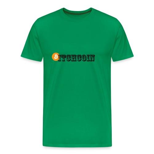Bitchcoin T-Shirts - Men's Premium T-Shirt