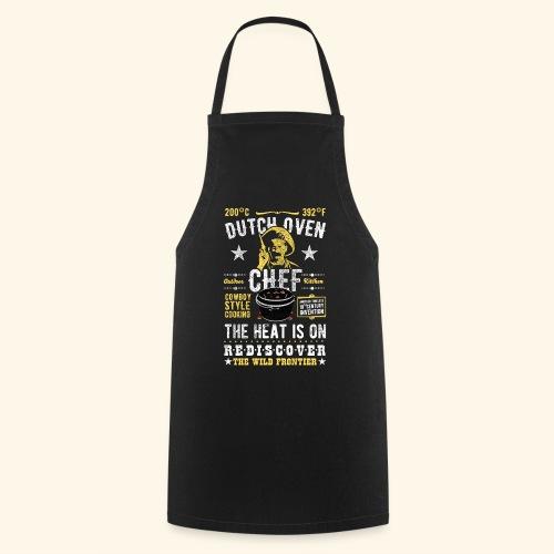 Dutch Oven Chef, Outlaw, distressed - Kochschürze