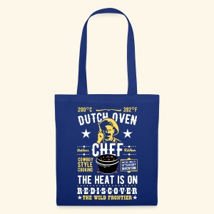 Dutch Oven Chef, Outlaw, clean - Stoffbeutel
