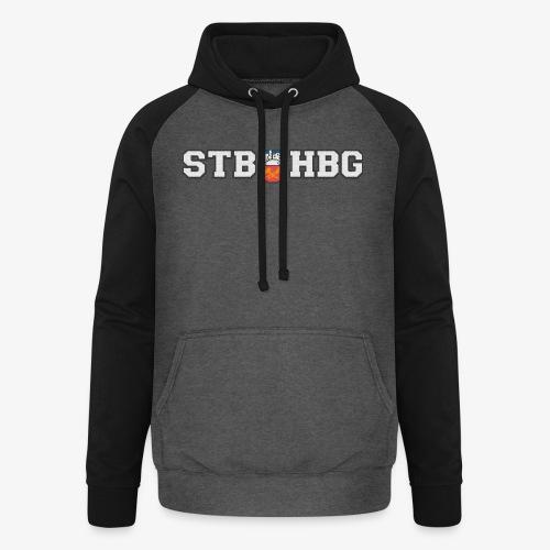 STBHBG Strick - Unisex Baseball Hoodie