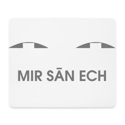 Me san ech - Mousepad (Querformat)