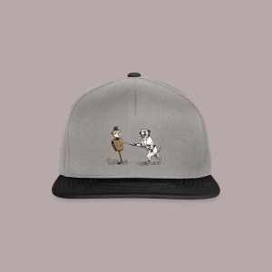 Staffie Fencer - Snapback Cap