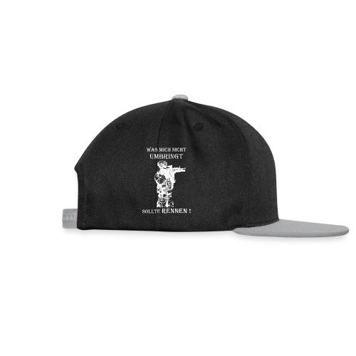Bundeswehr Soldat Tasse - Snapback Cap