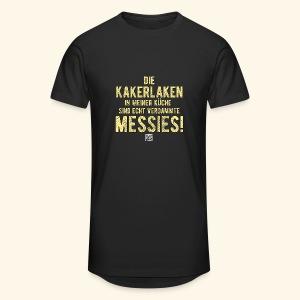 Kakerlake - Männer Urban Longshirt