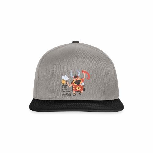 Drunken Vikings - Snapback Cap