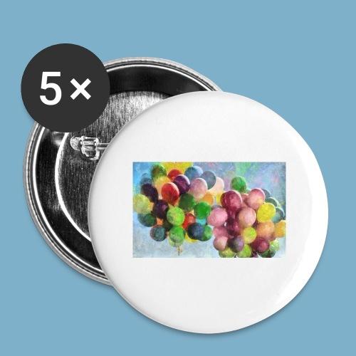 Ballon - Buttons groß 56 mm