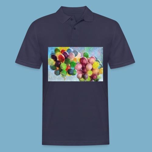 Ballon - Männer Poloshirt