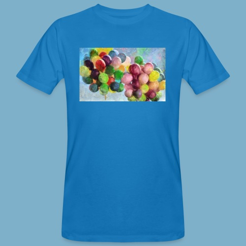 Ballon - Männer Bio-T-Shirt